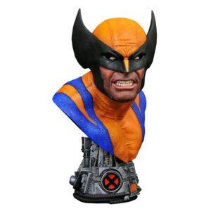 X-Men - Wolverine Legends in 3D 1:2 Scale Bust