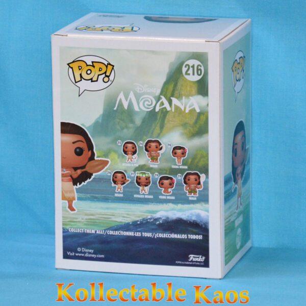 Moana - Moana with Oar Pop! Vinyl Figure