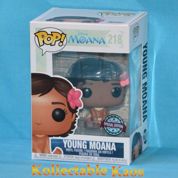 Moana - Young Moana Sitting Pop! Vinyl Figure