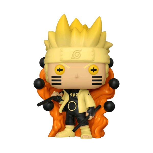 Naruto: Shippuden - Naruto Sixth Path Sage Glow in the Dark Pop! Vinyl Figure