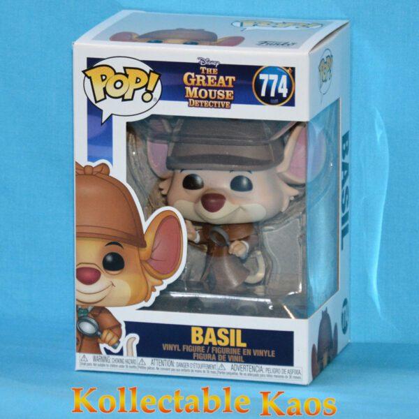 The Great Mouse Detective - Basil Pop! Vinyl Figure