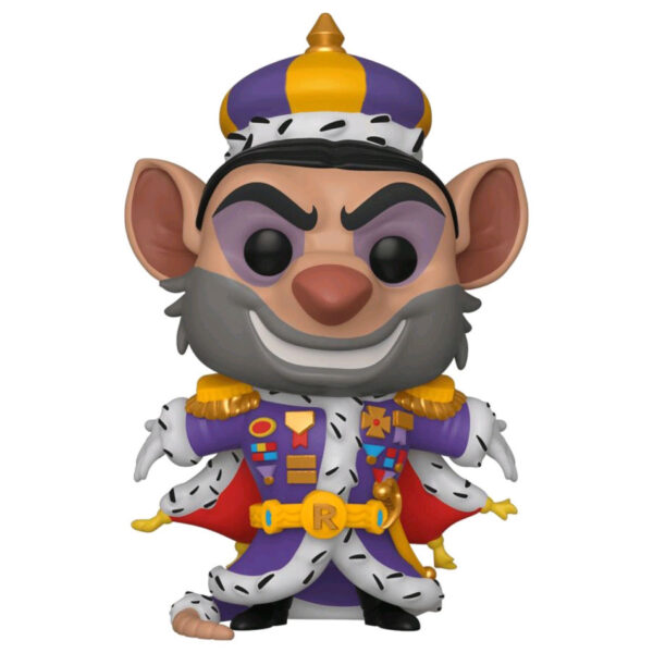 The Great Mouse Detective - Ratigan Pop! Vinyl Figure