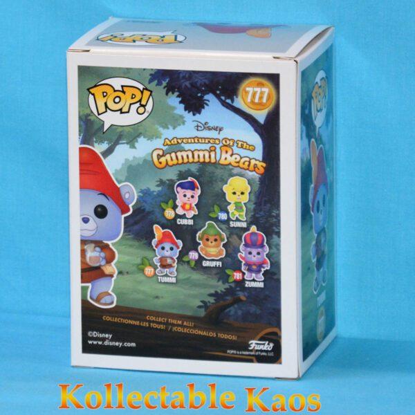 Adventures of the Gummi Bears - Tummi Pop! Vinyl Figure