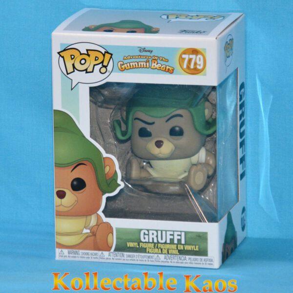 Adventures of the Gummi Bears - Gruffi Pop! Vinyl Figure