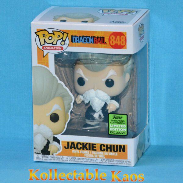 ECCC 2021 - Dragon Ball Z - Jackie Chun Pop! Vinyl Figure