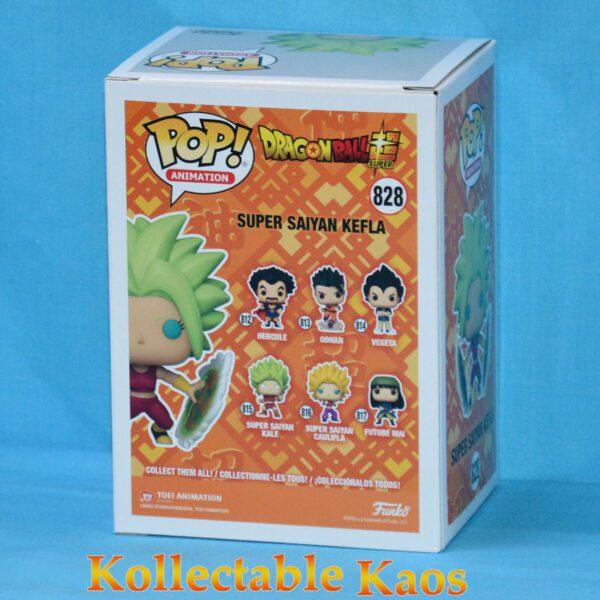 Dragon Ball Super - Super Saiyan Kefla Pop! Vinyl Figure