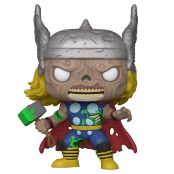 Marvel Zombies - Zombie Thor Pop! Vinyl Figure