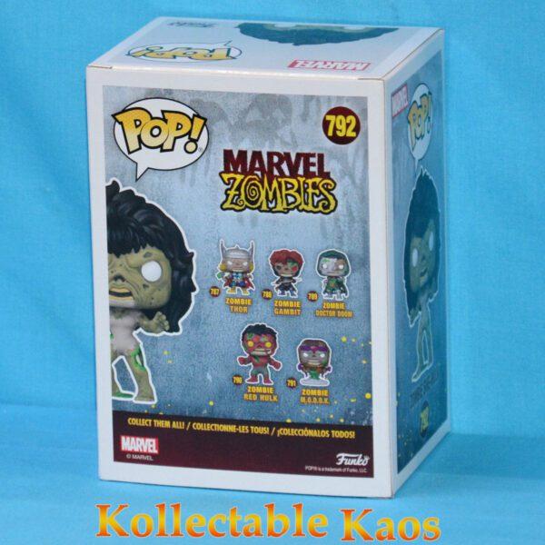 Marvel Zombies - Zombie She-Hulk Pop! Vinyl Figure