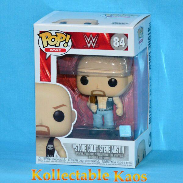 WWE - Stone Cold Steve Austin with Belt Pop! Vinyl Figure
