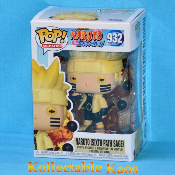 Naruto: Shippuden - Naruto Sixth Path Sage Mode Pop! Vinyl Figure