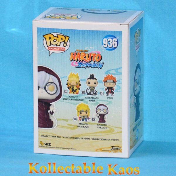 Naruto: Shippuden - Kabuto Yakushi Pop! Vinyl Figure