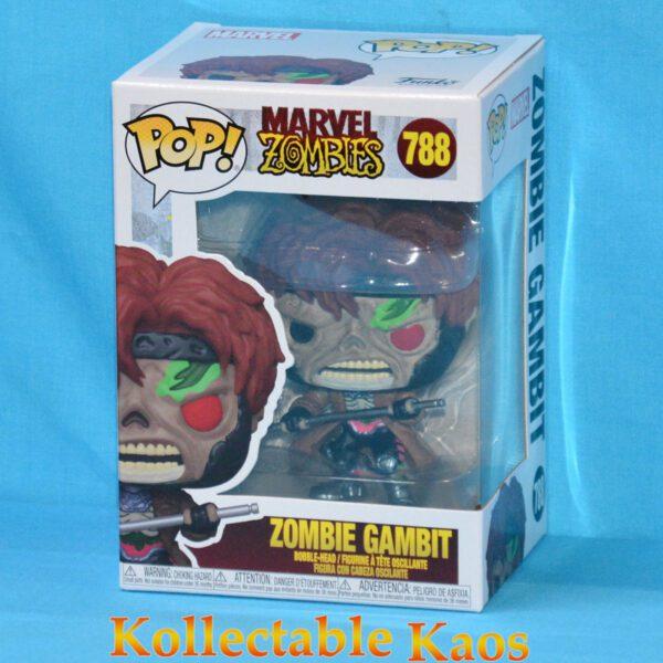 Marvel Zombies - Zombie Gambit Pop! Vinyl Figure