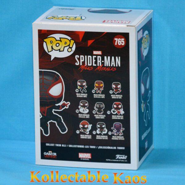 Spider-Man: Miles Morales - Miles Morales Classic Suit Pop! Vinyl Figure