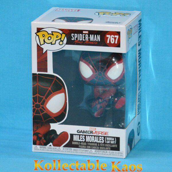 Spider-Man: Miles Morales - Miles Morales in Bodega Cat Suit Pop! Vinyl Figure