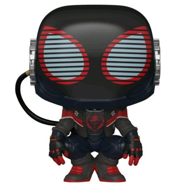 Spider-Man: Miles Morales - Miles Morales in 2020 Suit Pop! Vinyl Figure