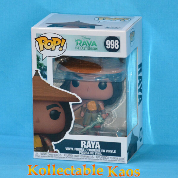 Raya and The Last Dragon - Raya Pop! Vinyl Figure
