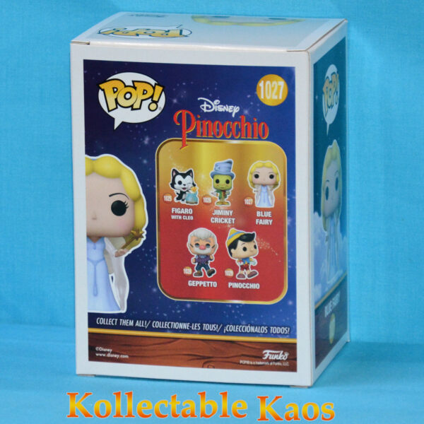 Pinocchio - Blue Fairy 80th Anniversary Pop! Vinyl Figure