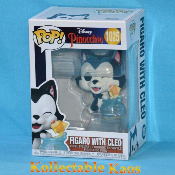 Pinocchio - Figaro Kissing Cleo 80th Anniversary Pop! Vinyl Figure