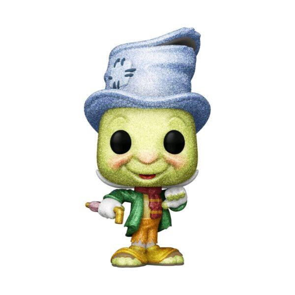 Pinocchio - Street Jiminy Cricket 80th Anniversary Diamond Glitter Pop! Vinyl Figure