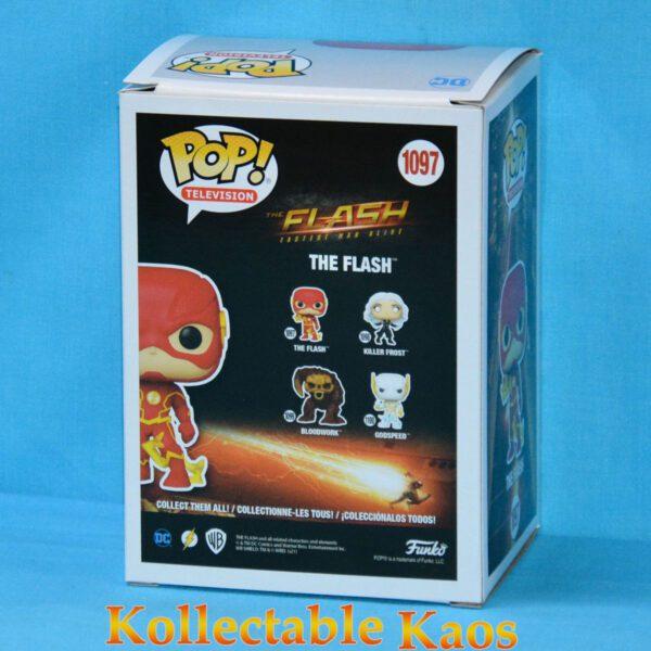 The Flash (2014) - Flash Pop! Vinyl Figure