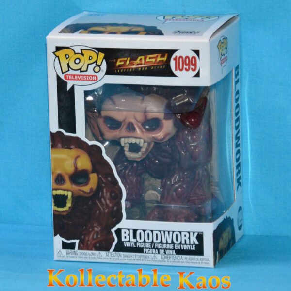 The Flash (2014) - Bloodwork Pop! Vinyl Figure
