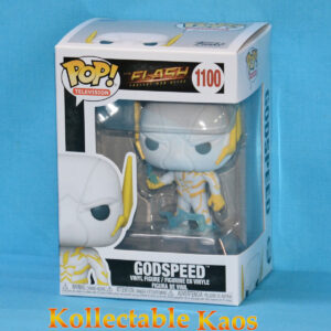 The Flash (2014) - Godspeed Pop! Vinyl Figure