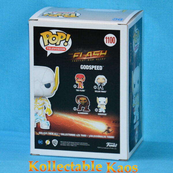 The Flash (2014) - Godspeed Pop! Vinyl Figure