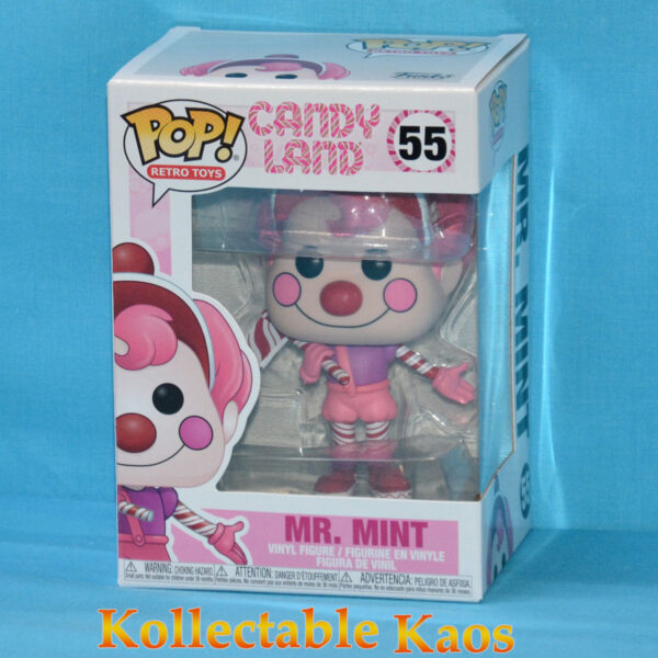 Candyland - Mr Mint Pop! Vinyl Figure
