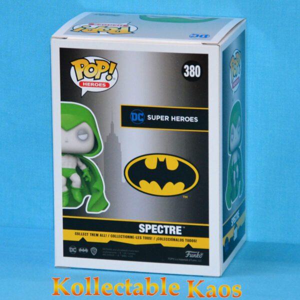 ECCC 2021 - DC Comics - Spectre Pop! Vinyl Figure