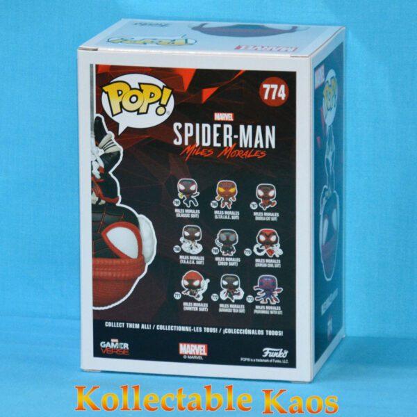 Spider-Man: Miles Morales - Miles Morales in Winter Suit Hanging Pop! Vinyl Figure