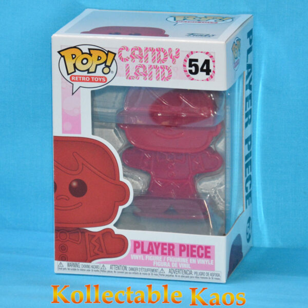 Candyland - Player Game Piece Pop! Vinyl Figure