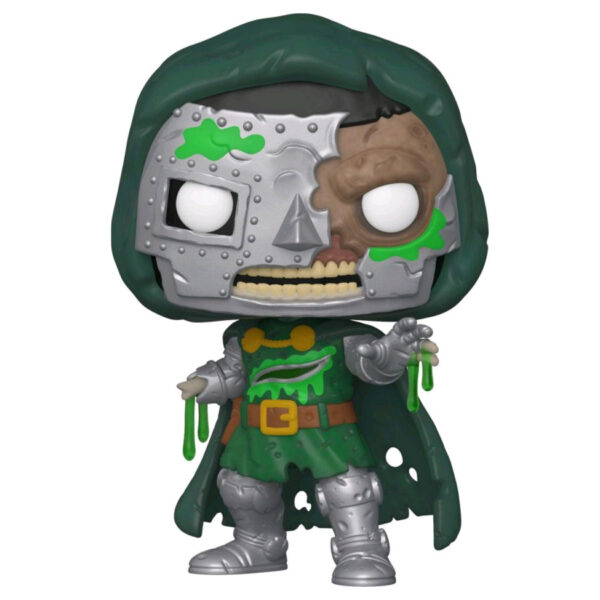 Marvel Zombies - Zombie Dr Doom Pop! Vinyl Figure