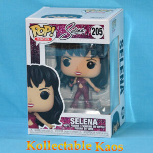 Selena - Selena Burgundy Outfit Pop! Vinyl Figure