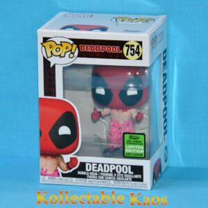 ECCC 2021 - Deadpool - Deadpool with Teddy Belt Pop! Vinyl Figure