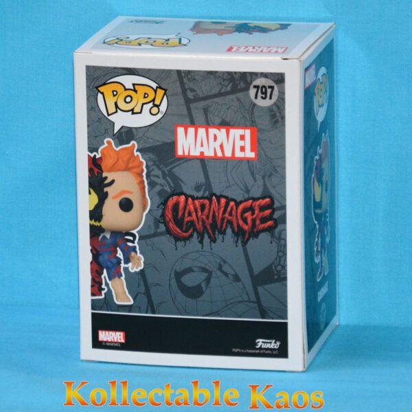 Spider-Man - Carnage Transforming Pop! Vinyl Figure