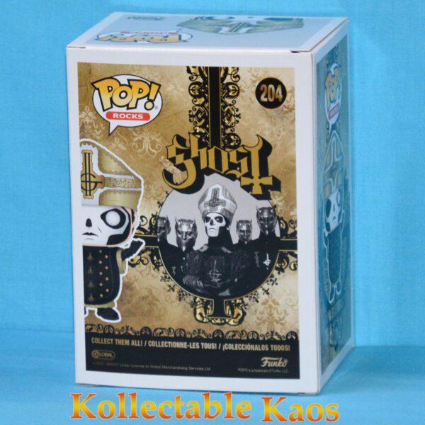 Ghost - Papa Emeritus III Pop! Vinyl Figure