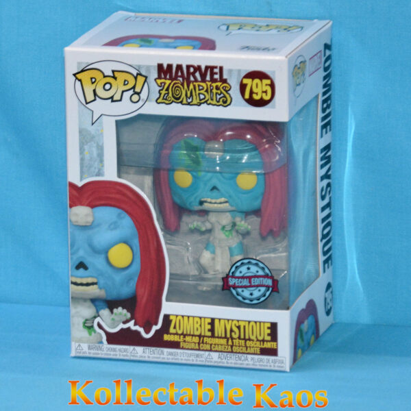 Marvel Zombies - Zombie Mystique Pop! Vinyl Figure