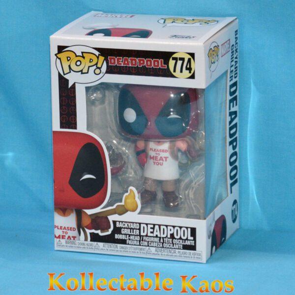 Deadpool - Backyard Griller Deadpool 30th Anniversary Pop! Vinyl Figure