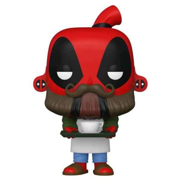 Deadpool - Barista Deadpool 30th Anniversary Pop! Vinyl Figure