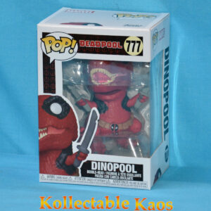 Deadpool - Dinopool 30th Anniversary Pop! Vinyl Figure