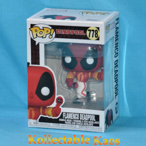 Deadpool - Flamenco Deadpool 30th Anniversary Pop! Vinyl Figure