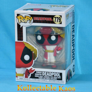 Deadpool - Roman Senator Deadpool 30th Anniversary Pop! Vinyl Figure