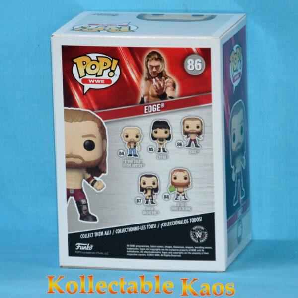 WWE - Edge Pop! Vinyl Figure