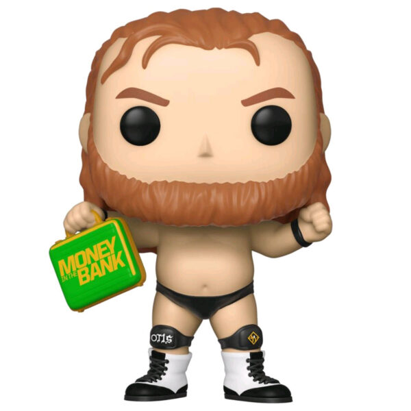 WWE - Otis Money in the Bank Pop! Vinyl Figure