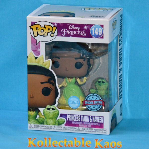 The Princess and the Frog - Tiana & Naveen Glitter Pop! Vinyl Figure
