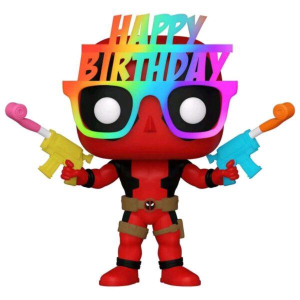 Deadpool - Birthday Glasses Deadpool 30th Anniversary Pop! Vinyl Figure