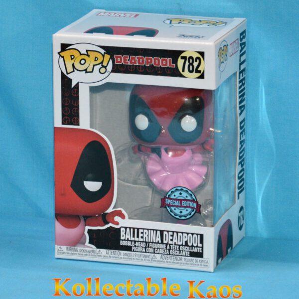 Deadpool - Ballerina Deadpool 30th Anniversary Pop! Vinyl Figure