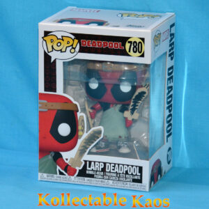 Deadpool - LARP Deadpool 30th Anniversary Pop! Vinyl Figure