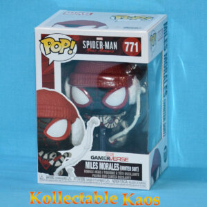 Spider-Man: Miles Morales - Miles Morales in Winter Suit Pop! Vinyl Figure