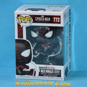 Spider-Man: Miles Morales - Miles Morales in Advanced Tech Pop! Vinyl Figure